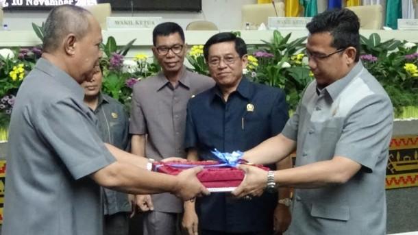 Pendapatan APBD Provinsi Lampung 2016 Direncanakan Rp5,341 triliun