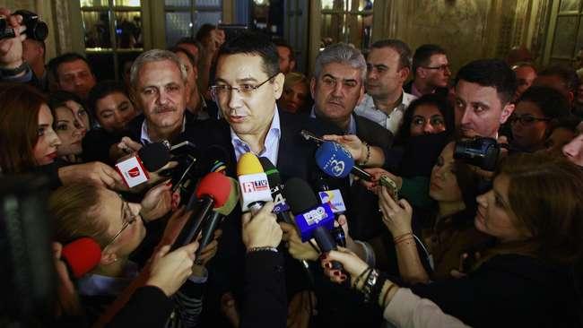 Perdana Menteri Romania Victor Ponta | Reuters