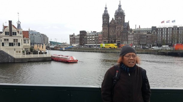 Catatan Sastrawan Lampung Isbedy Stiawan ZS dari Belanda (3)