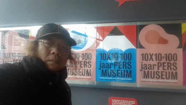 Catatan Sastrawan Lampung Isbedy Stiawan ZS dari Belanda (9)