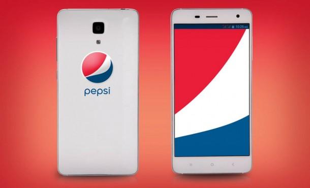 Inilah P1 Smartphone Pertama Raksasa Minuman Ringan Pepsi