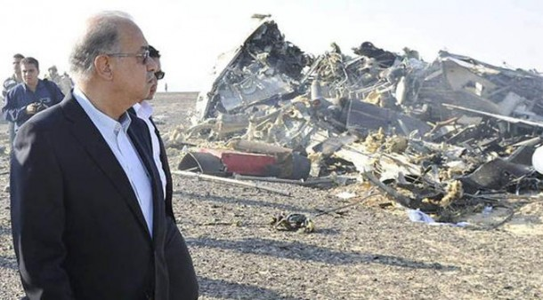 Tak Ada Korban Selamat Pada Insiden Jatuhnya Pesawat Rusia di Sinai, Mesir