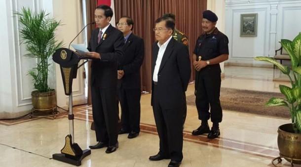 Presiden Jokowi | ist