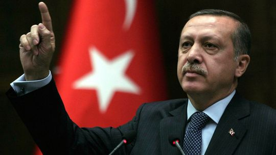 Presiden Turki Recep Tayyip Erdogan | ist