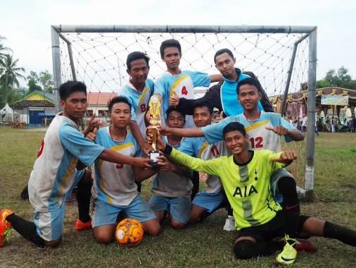 Salah satu prestasi SMKN 1 Gunung Pelindung, Kabupaten Lampung Timur | Winar/jejamo.com
