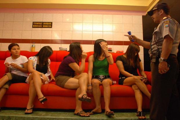 Suami Istri asal Lampung Tengah Ini Tiga Tahun Jalankan Bisnis Prostitusi
