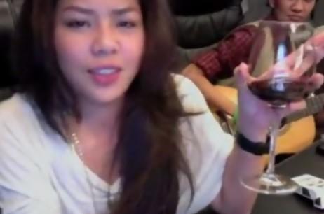 Nyanyi Sambil Mabuk dan Merokok, Putri Setya Novanto Panen Hujatan