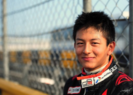 Pebalap Campos Racing GP2 Rio Haryanto | ist