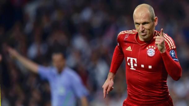 Arjen Robben dikabarkan segera gabung dengan MU | Reuters
