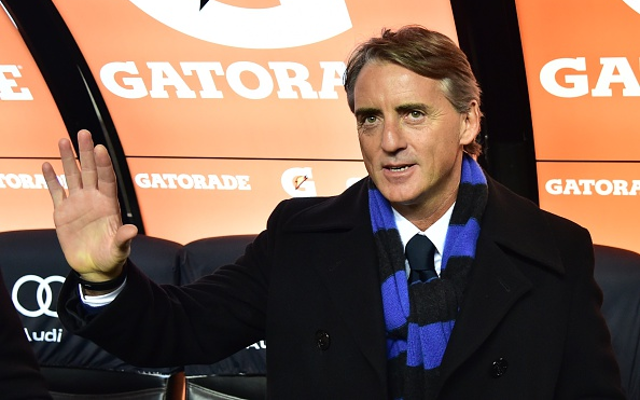 Pelatih Inter Milan Roberto Mancini | Getty Images