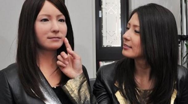 Robot Wanita Jepang