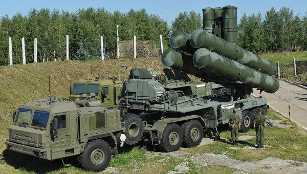 Rudal S-400