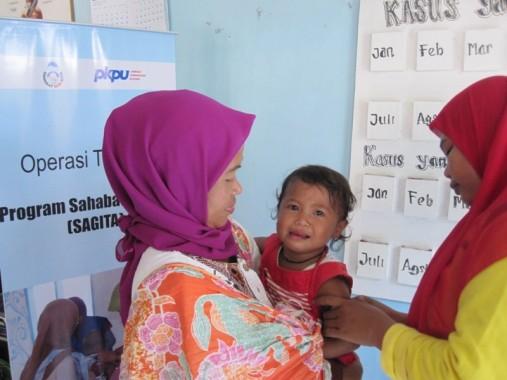 SMK Pelayaran Bandar Lampung Diserbu