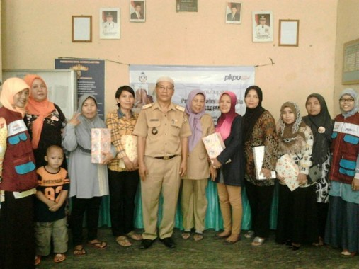 Sagita Besutan PKPU Lampung Luluskan 21 Anak Bergizi Baik
