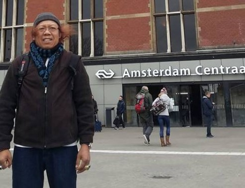 Catatan Sastrawan Lampung Isbedy Stiawan ZS dari Belanda (2)