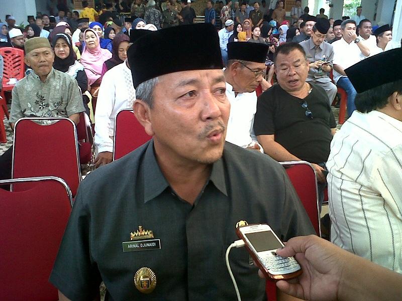 Sekertaris Daerah Provinsi Lampung, Arinal Djunaidi. | Widyaningrum/Jejamo.com