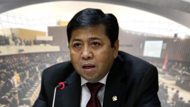 Ketua DPR Setya Novanto | ist