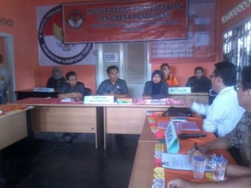 Warga Karangendah Lampung Tengah: Pembebasan Lahan Tol Lampung Tanpa Musyawarah