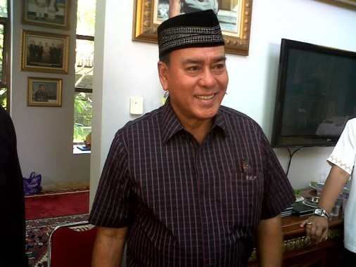 Sjachroedin ZP Kenang Adiknya Prof Dr Khaidir Anwar Pribadi yang Sederhana