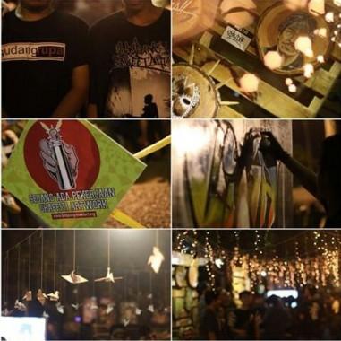 Mengapresiasi Karya Komunitas Lampung Street Art
