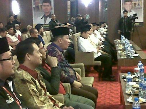 Musda PKS, Pj Wali Kota Bandar Lampung Sulfakar Sebut Nama Yusuf Kohar 2 Kali