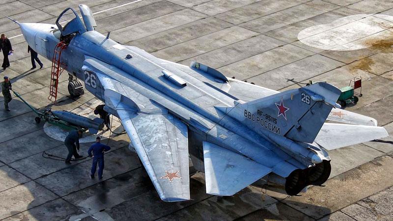 Jatuh Ditembak Turki, Pesawat Rusia Sukhoi SU-24 Kalah Kelas dengan F-16?