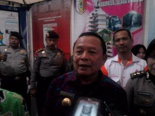 Kepala Dinas Komunikasi dan Informatika Provinsi Lampung Sumarju Saeni | Widya/jejamo.com
