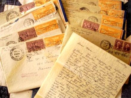 Mengharukan, Surat Korban Perang Dunia II Diterima Keluarga setelah 70 Tahun