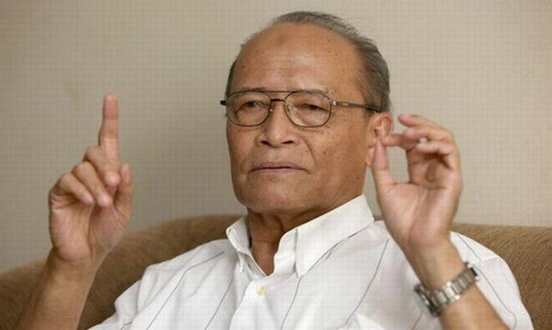 Syafii Maarif Sarankan RI diganti Menjadi Republik Garong Indonesia