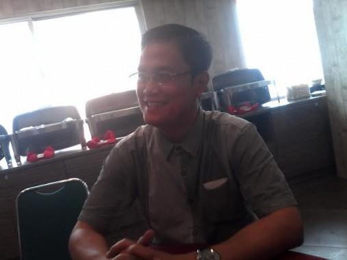 Anggota KPU Provinsi Lampung M Tio Aliansyah  | Widya/jejamo.com