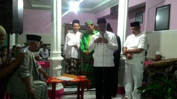 Ulama Banten Dukung Tobroni Harun Wali Kota Bandar Lampung