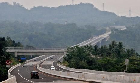 Jalan tol trans Sumatera (Ilustrasi). | Ist.