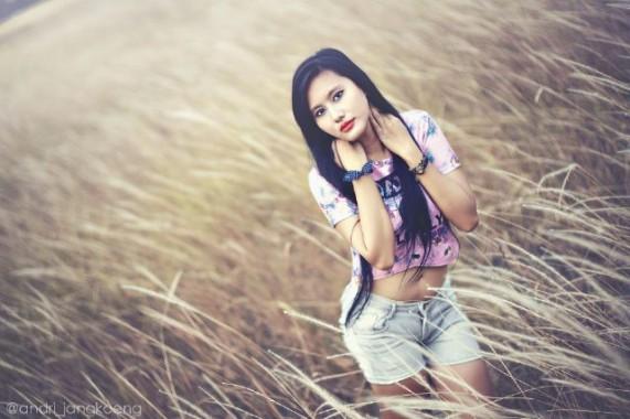 Model Cantik Lampung Uly Queen: Seksi Itu Inner Beauty