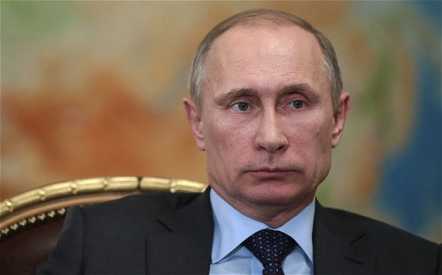 Vladimir Putin Imbau Warganya Tak ke Turki Pasca Insiden Pesawat Rusia Ditembak Jatuh