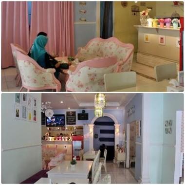 Granny Nets Café Vintage Baby Pertama di Bandar Lampung