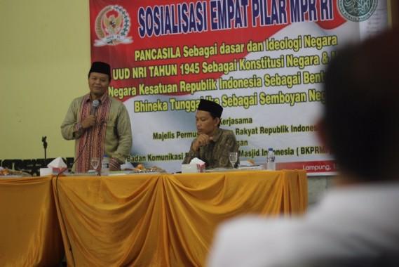 Ceramah di Metro Lampung, Hidayat Nurwahid: PKS Pendukung Nahdlatul Ulama