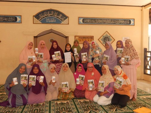 Wali Murid SD Al Kautsar Ikutan One Day One Thousand (ODOT) Yatim Mandiri Lampung