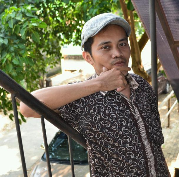 Wandi Barboy Silaban. | Andi/Jejamo.com