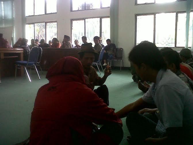 KPU Lampung Timur Mangkir Sidang Gugatan Panwaslu soal Erwin Arifin