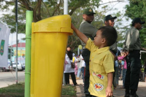 KLH Way Kanan: Jadilah Pahlawan dengan Melestarikan Lingkungan
