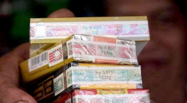 Pemerintah Naikkan Cukai Rokok Awal Tahun 2016