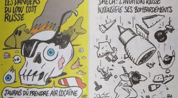 kartun Charlie Hebdo