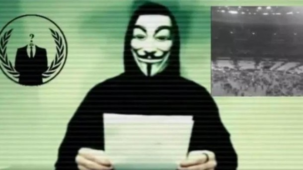 ISIS Sebut Kelompok Hacker Anonymous Idiot