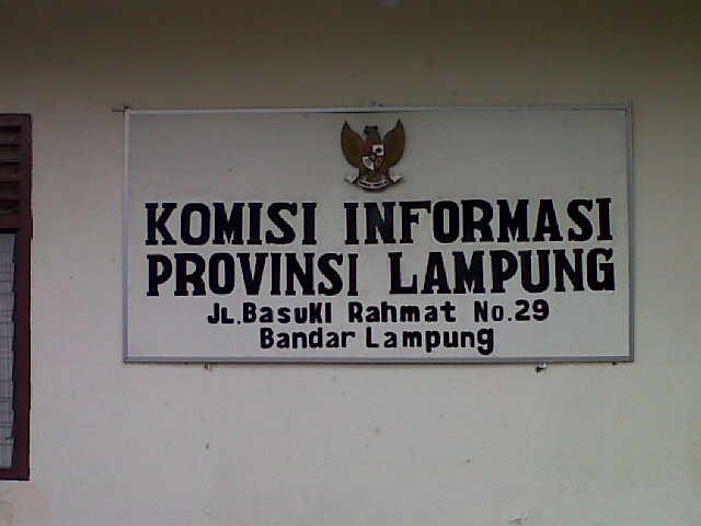 Minta Rincian Dana Kampanye KPU Bandar Lampung, KI: Tunggu 10 Hari