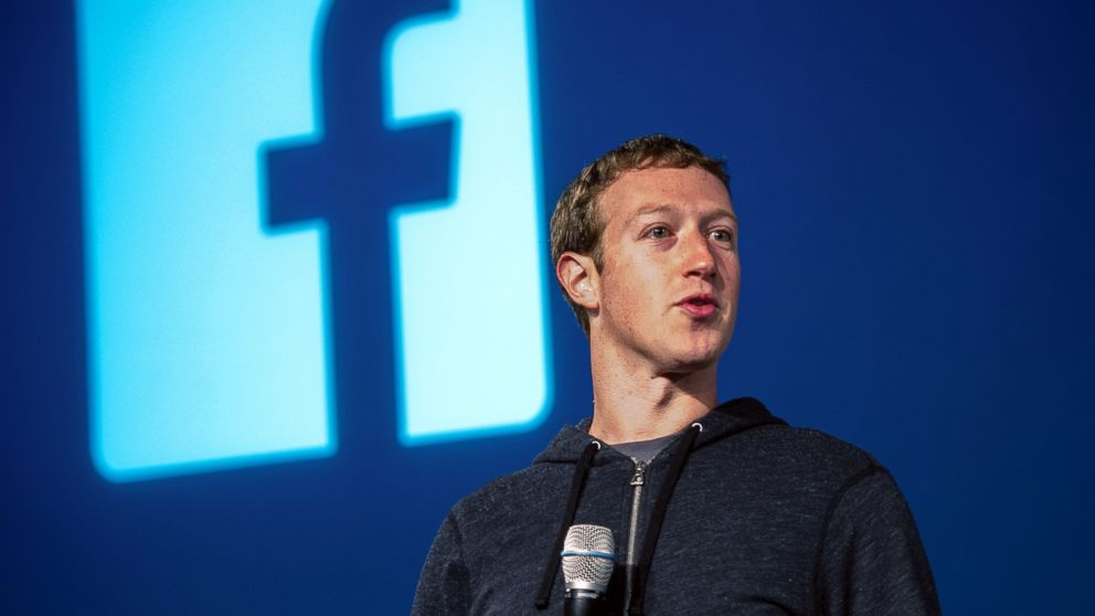 Pendiri Facebook Mark Zuckerberg. | Jejamo.com