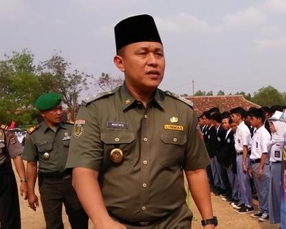 Penjabat Bupati Lampung Tengah, Mustafa. | Jejamo.com