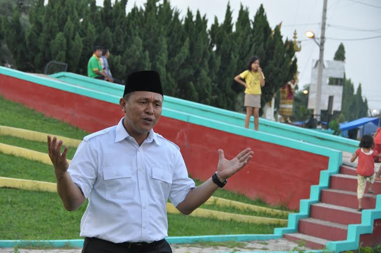 Pj. Bupati Lampung Tengah, Mustafa. | Dok.