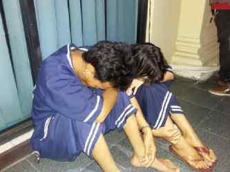 26 Tersangka Terjaring Operasi Cempaka Polda Lampung