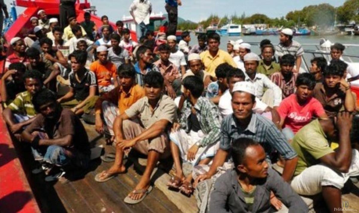 Pengungsi Rohingya. | Jejamo.com