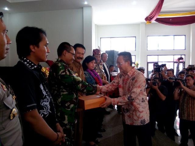 Sekolah Tinggi Teologi Mawar Saron Lampung Diresmikan